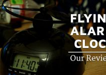 FLYING ALARM-CLOCK