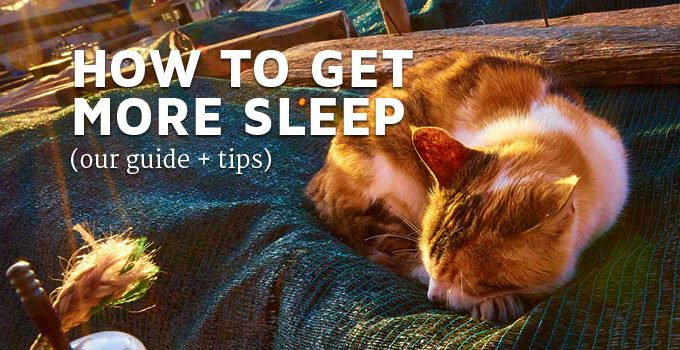 how-to-get-more-sleep