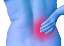 Symbolic inflammation of back pain